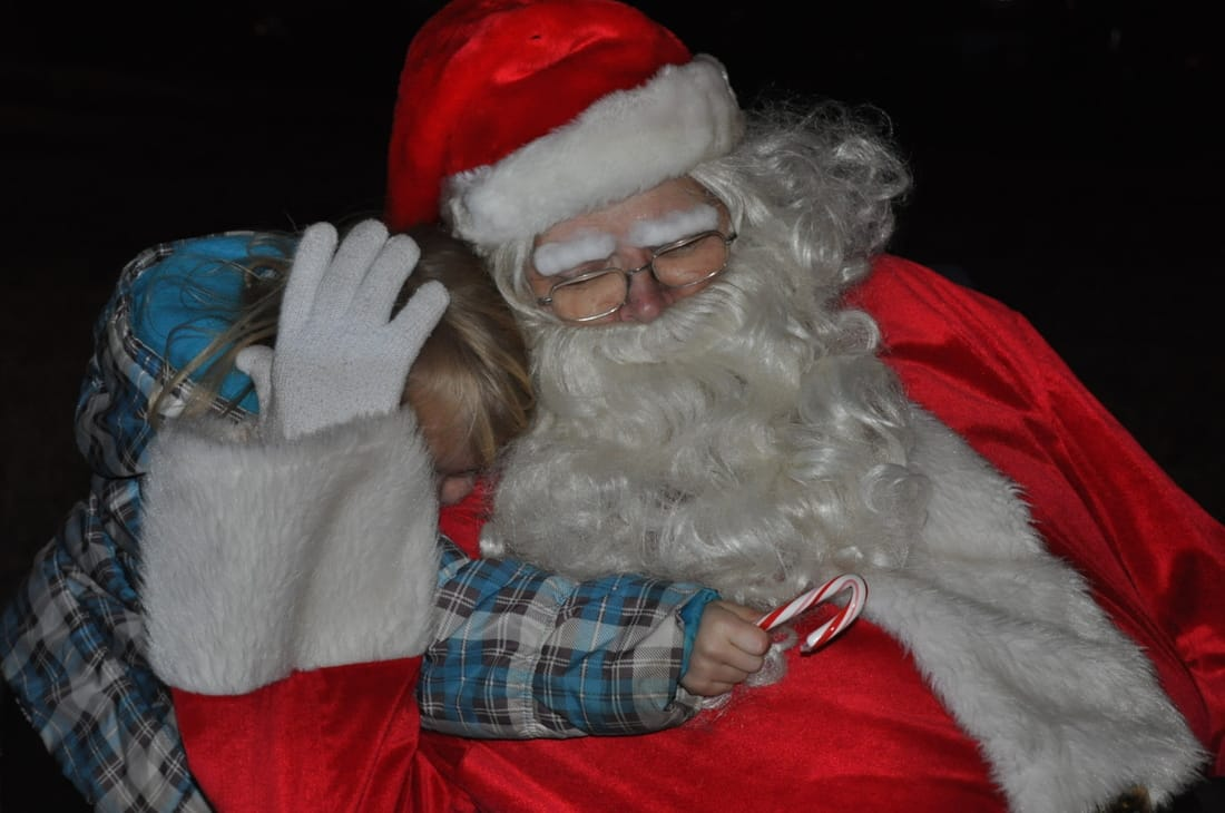 North Pole Stroll in Athens - Visit Athens Alabama