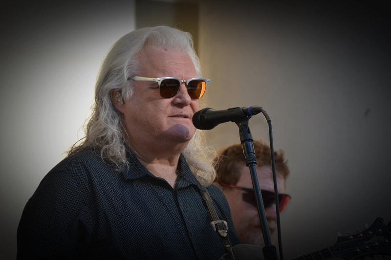 Ricky Skaggs performing at the Fiddlers Convention in Athens