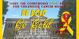 Be Bold, Go Gold Image